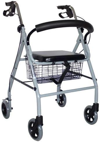 andador personas mayores plegable