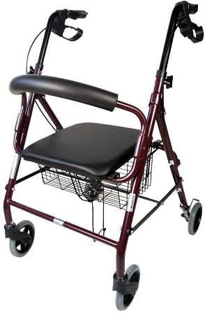 mejor andador personas mayores