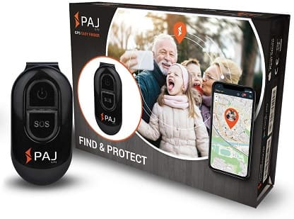 paj easy finder gps niños larga bateria