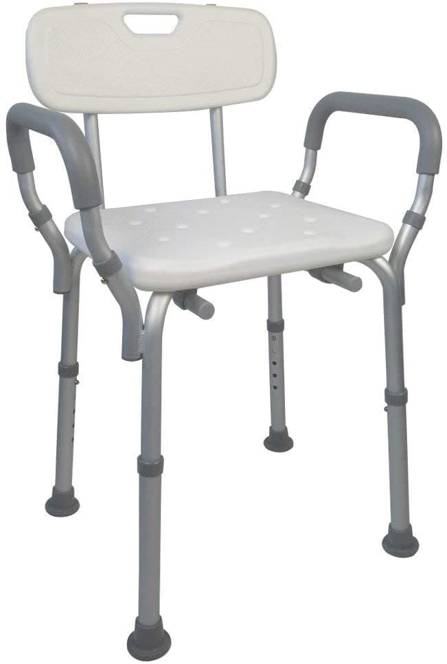 silla de ducha ruedas