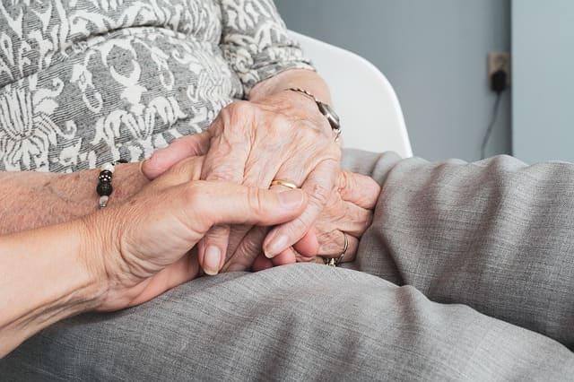 socorro aparato ancianos mayores