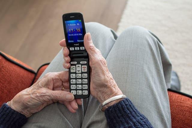 telefono para mayores con-tapa