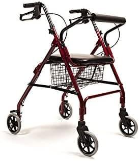 mejor caminador personas mayores