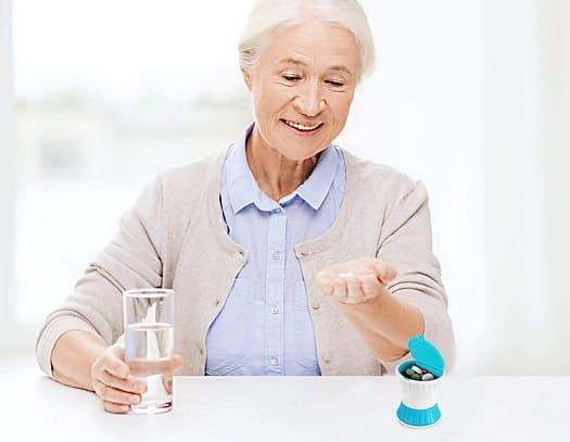 triturador de pastillas